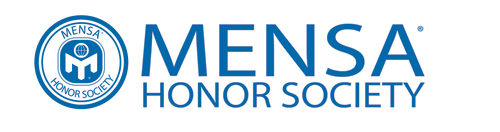 Mensa Honor Society logo