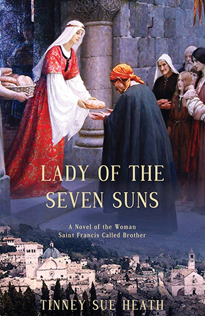 Lady of the Seven Suns book cover