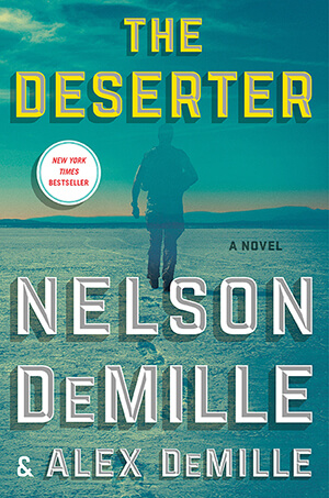 The Deserter book cover