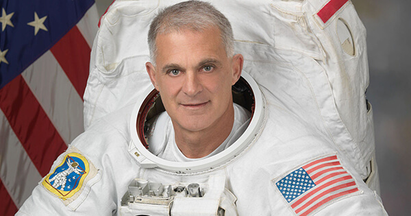 Space Walker Maps the Next Giant Leap for Mankind