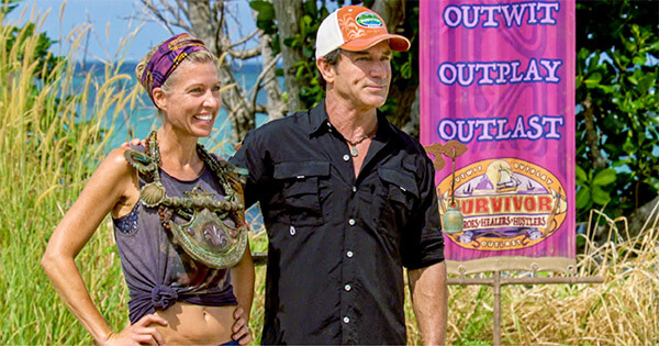 From Our Tribe: 'Survivor' & Mensan Chrissy Hofbeck