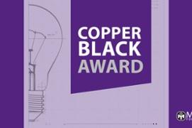 Copper Black Award for Creative Achievement