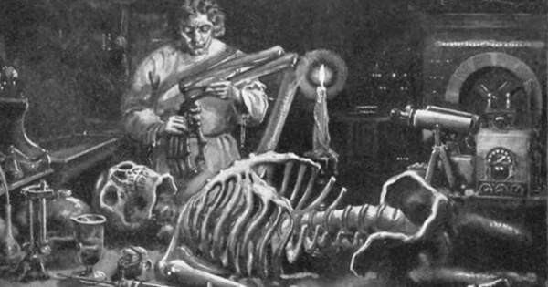 The Real Frankenstein and Its Author