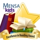 Mensa for Kids' Excellence in Reading Program