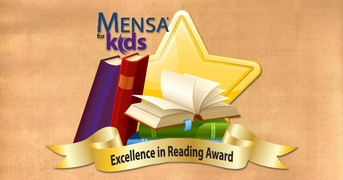 Mensa for Kids' Excellence in Reading Program