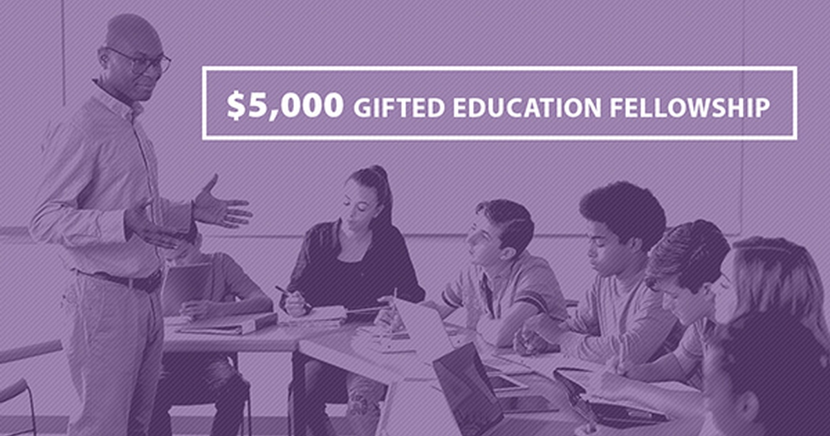 Gifted Education Fellowship