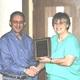 Dr. Gary Flom, 2009 Copper Black winner
