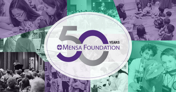 At 50, the Mensa Foundation Sees a Bright Future Unleashing Intelligence