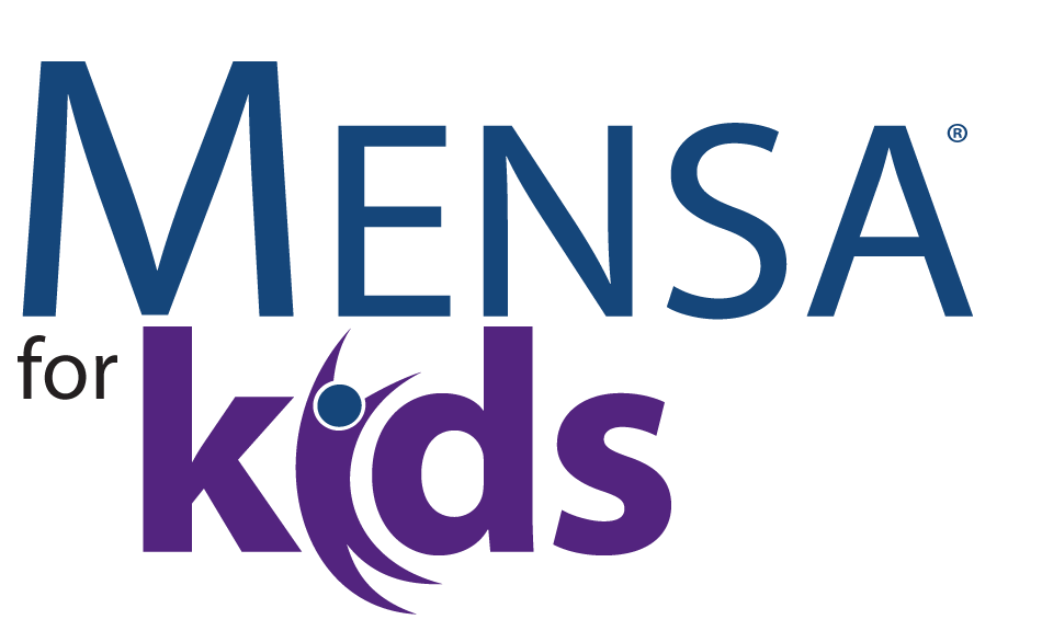 Mensa For Kids Logo