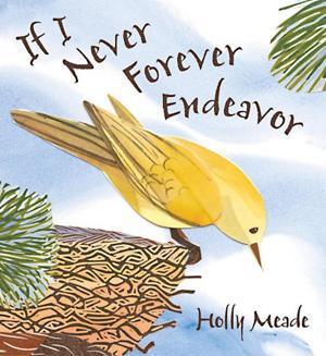 If I Never Forever Endeavor cover