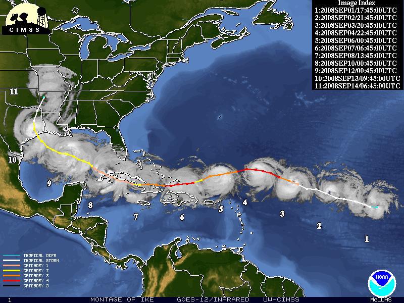 Hurricane rubric