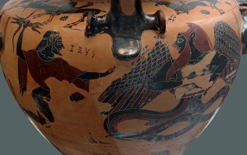 Zeus pottery