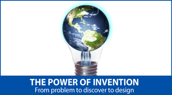 Power of invention pin