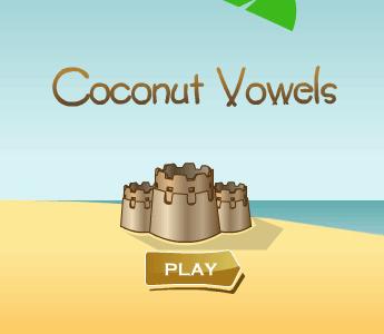 Coconut Vowels