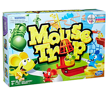 Using MOUSE TRAP Game to Explore Force and Energy