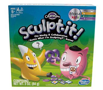 Using CRANIUM SCULPT-IT! Game to Explore Self-Awareness